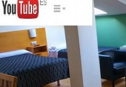 Photography: youtube logo hotel bilbao jardines